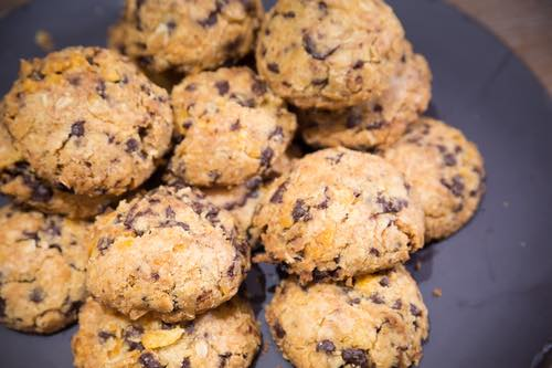 Nice wallpapers Spicy Hermit Cookie 500x333px