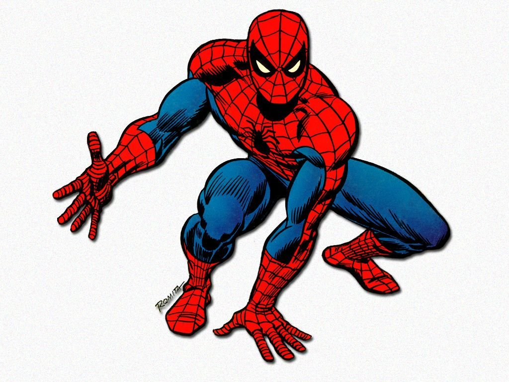 Nice wallpapers Spiderman 1024x768px