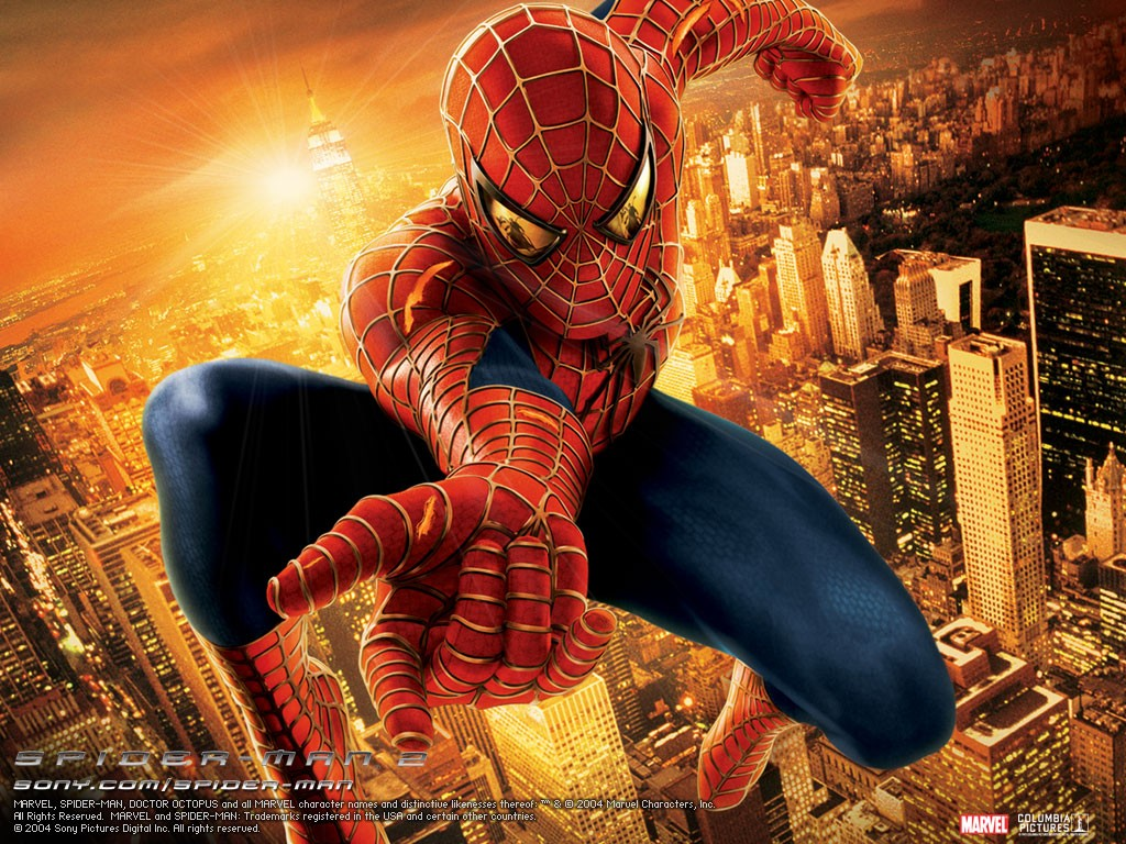 Images of Spider-Man 2 | 1024x768