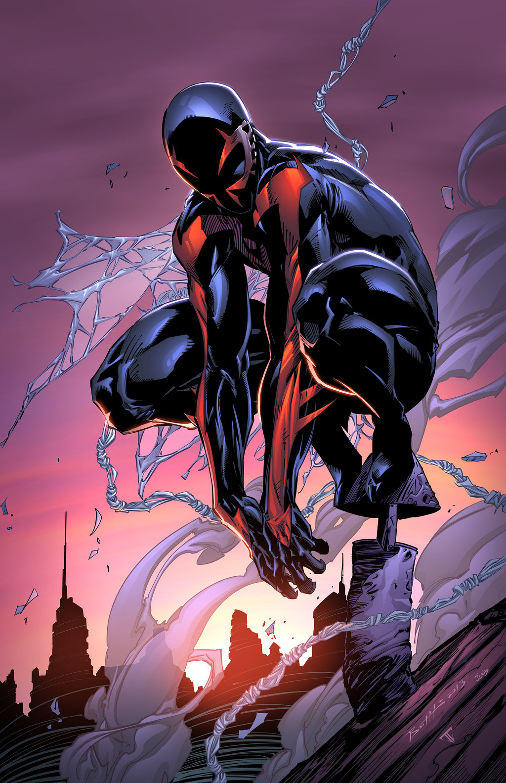 Spider Man 2099 Wallpapers Comics Hq Spider Man 2099 Pictures