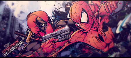 Spiderman Vs Deadpool Wallpapers Comics Hq Spiderman Vs Deadpool