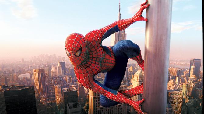 High Resolution Wallpaper   Spiderman 670x377 px