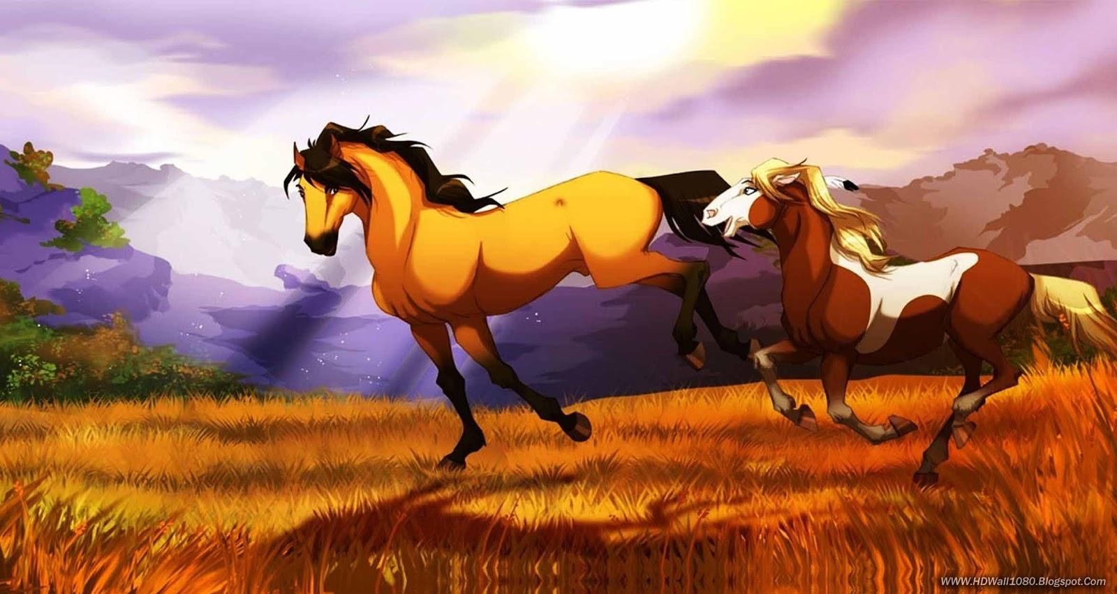 Spirit Stallion Of The Cimarron Painting At Paintingvalley Com