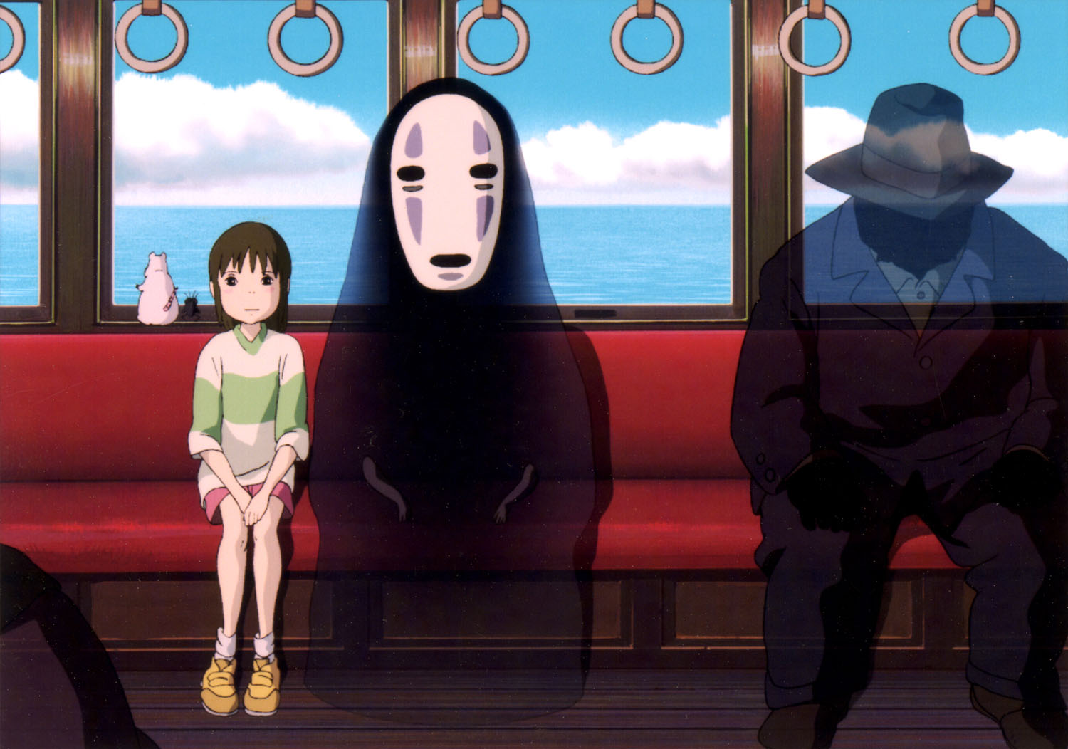 Spirited Away Wallpapers Movie Hq Spirited Away Pictures 4k Wallpapers 2019