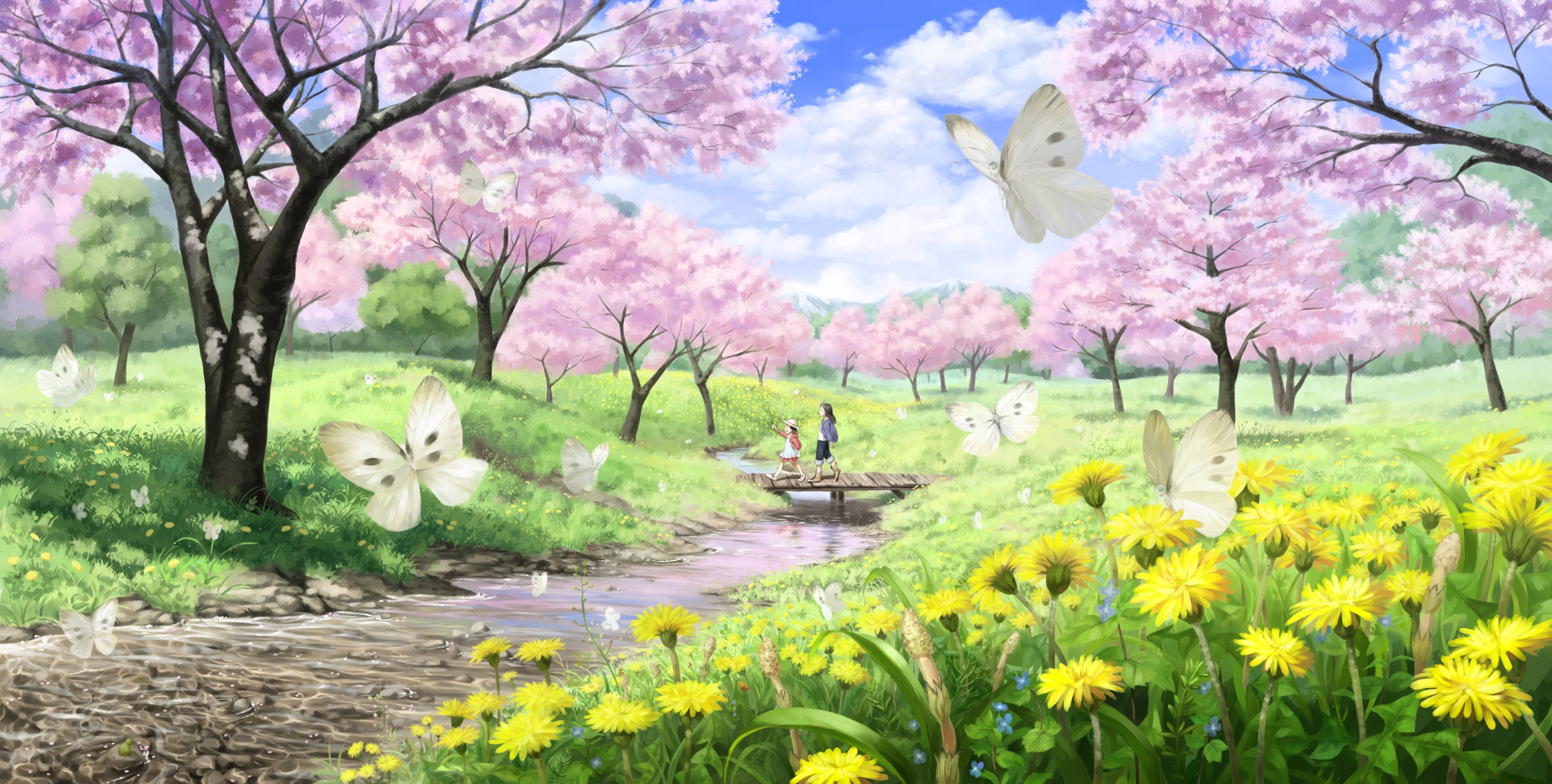 Amazing Spring Pictures & Backgrounds