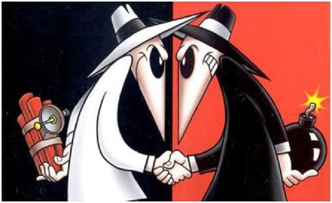 Spy Vs. Spy Backgrounds on Wallpapers Vista