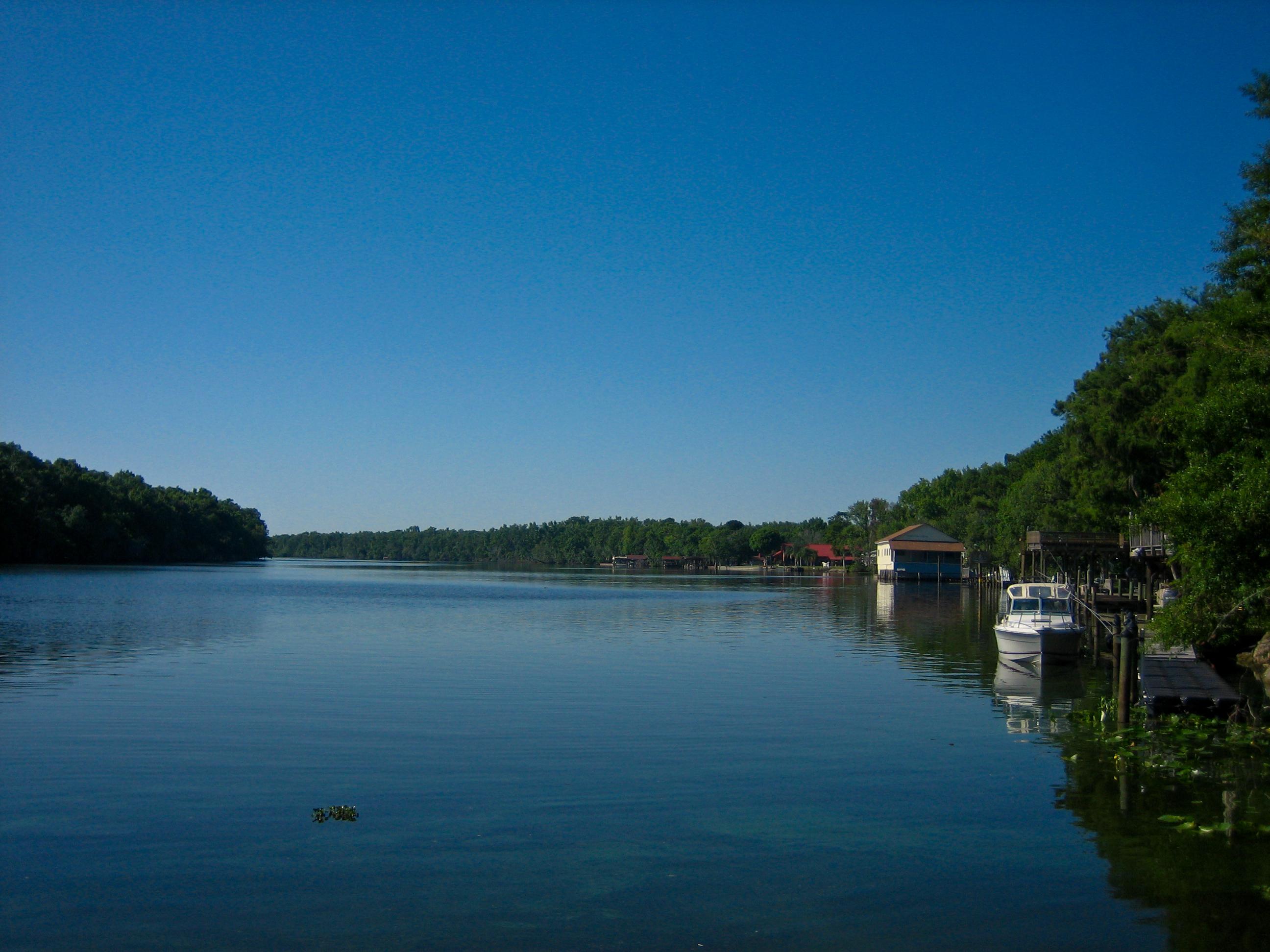 St. Johns River Backgrounds, Compatible - PC, Mobile, Gadgets  2592x1944 px