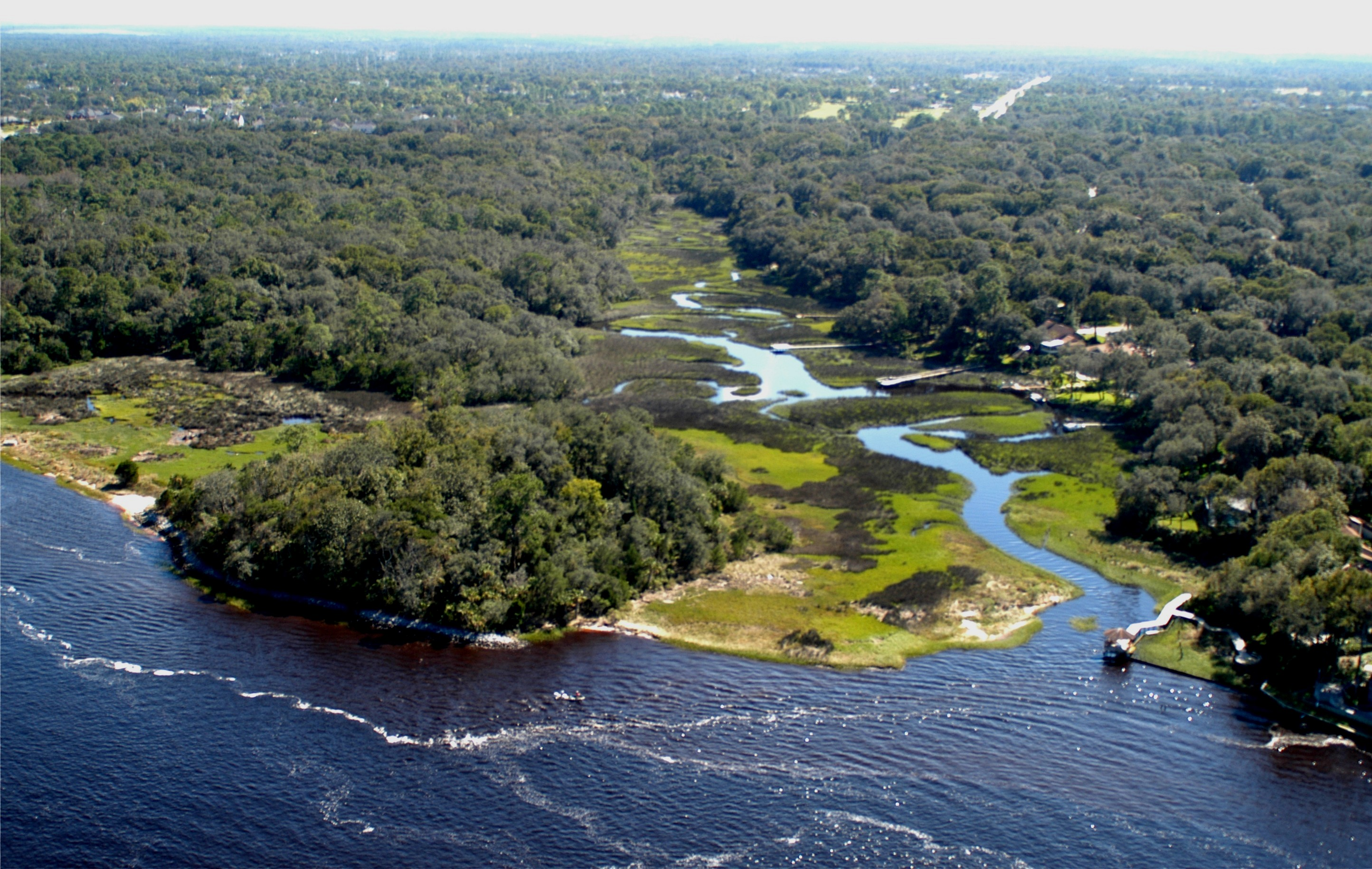 St. Johns River Backgrounds on Wallpapers Vista