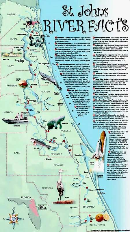 450x801 > St. Johns River Wallpapers