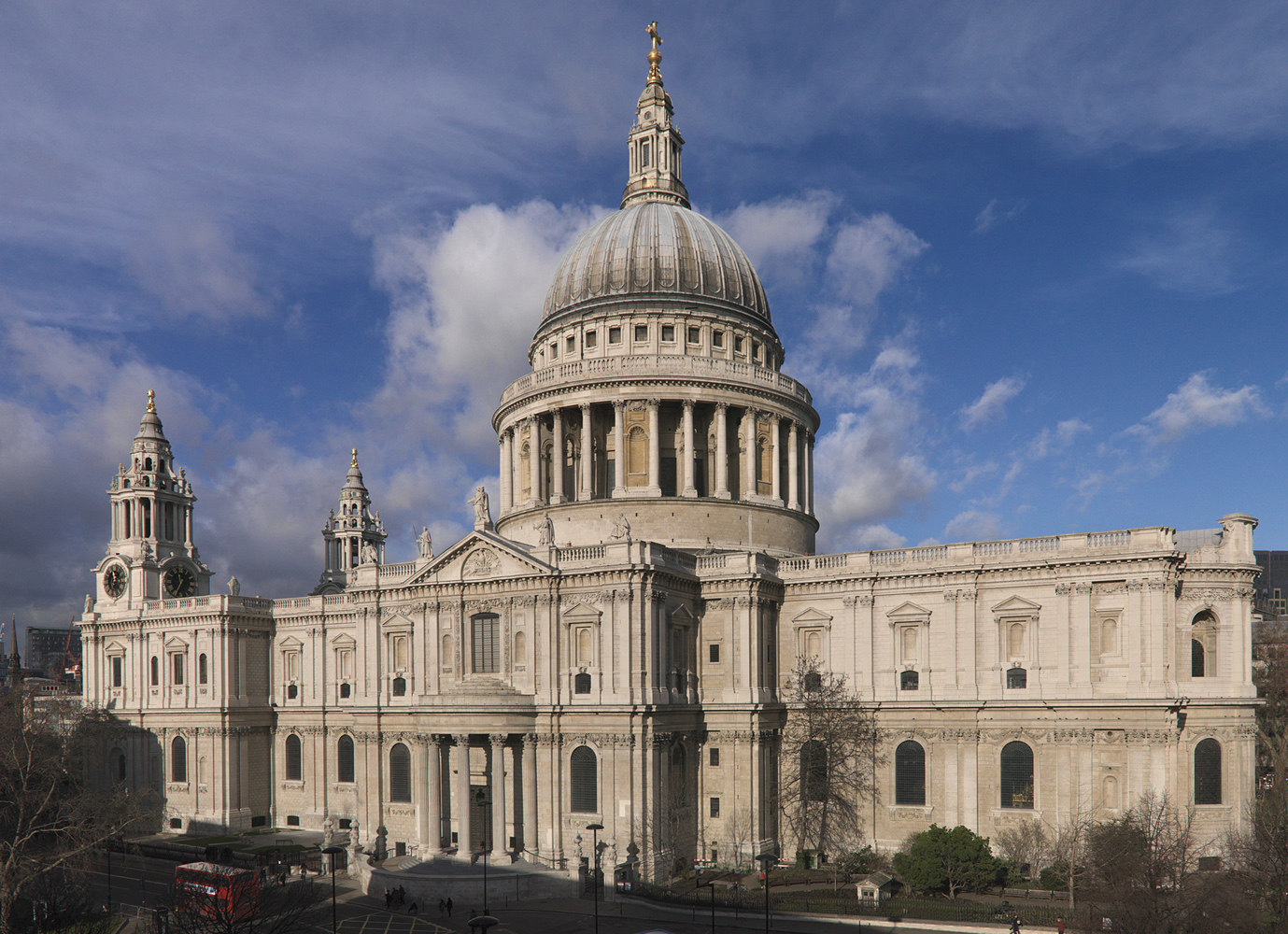 cathed st pauls church - HD 1379×1000