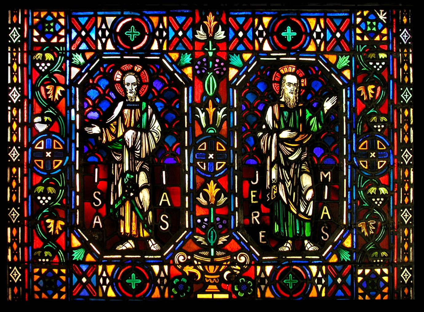 HQ Stained Glass Wallpapers | File 327.37Kb