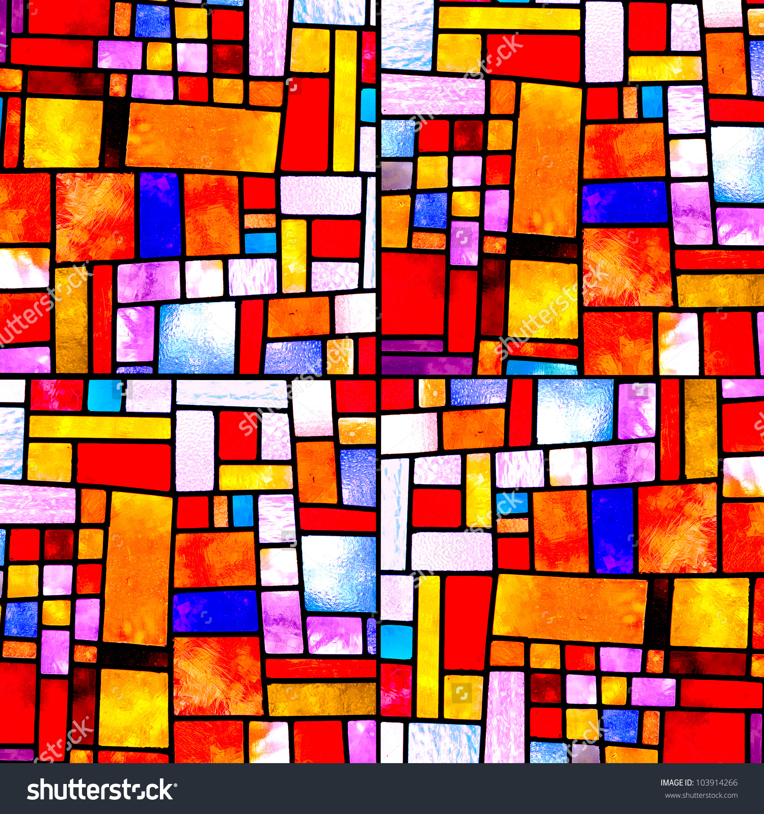 Nice Images Collection: Stained Glass Desktop Wallpapers