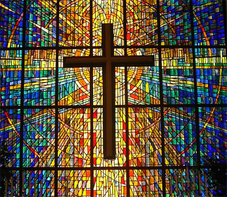 High Resolution Wallpaper | Stained Glass 450x390 px
