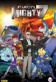 Stan Lee's Mighty 7 HD wallpapers, Desktop wallpaper - most viewed