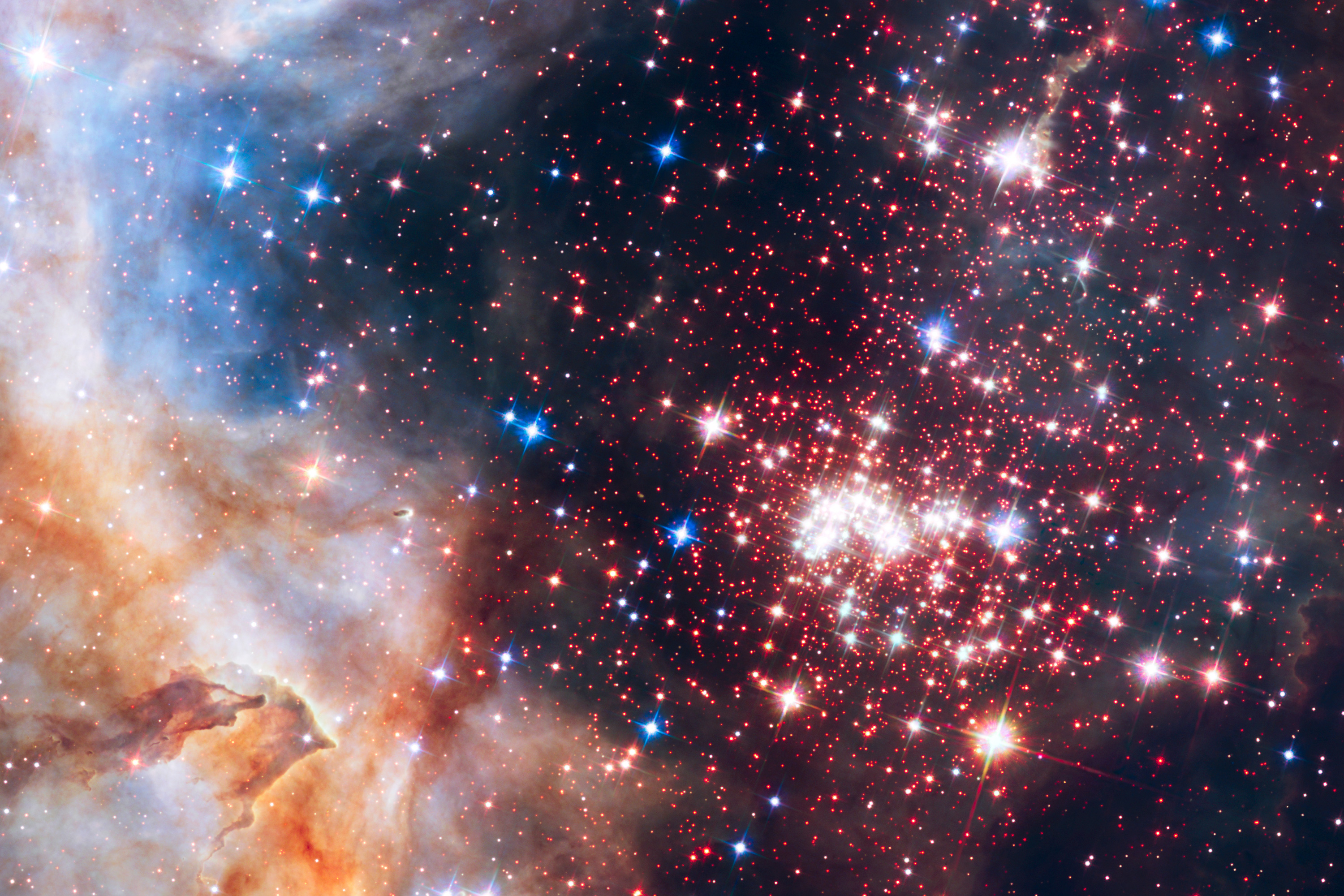 Star Cluster Backgrounds on Wallpapers Vista