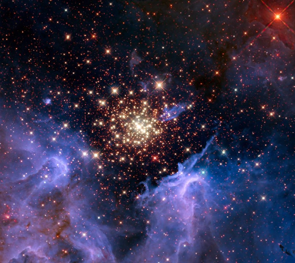 Nice Images Collection: Star Cluster Desktop Wallpapers