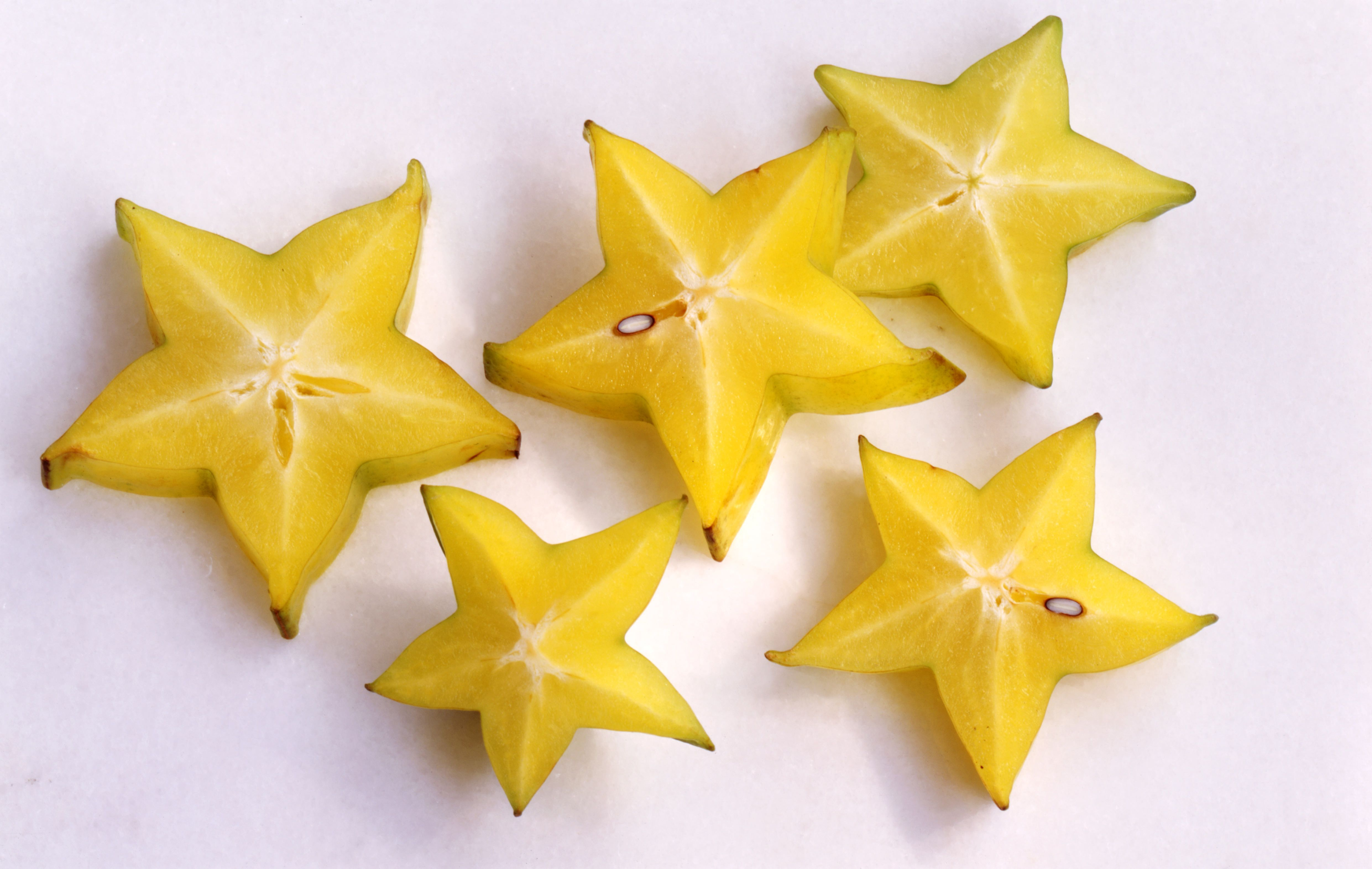 Nice wallpapers Star Fruit 4963x3146px