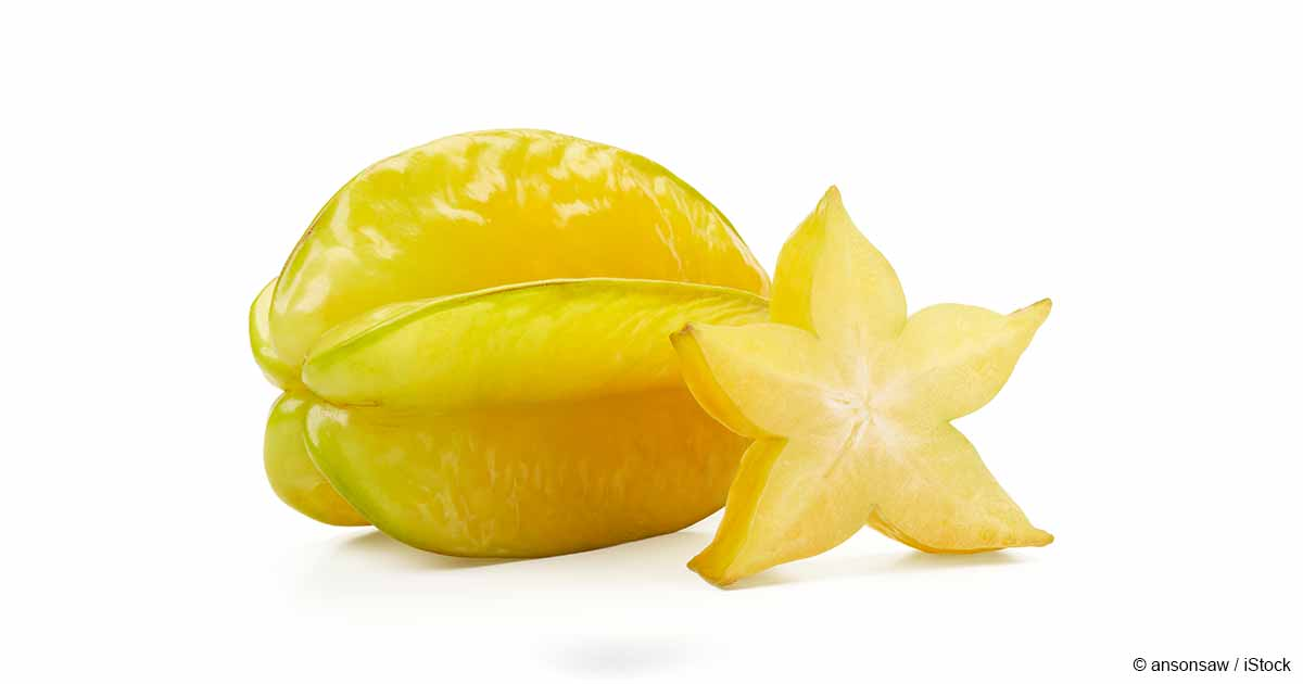 HD Quality Wallpaper   Collection: Food, 1200x630 Star Fruit