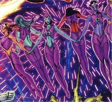 HD Quality Wallpaper | Collection: Comics, 375x342 Star Sapphire Corps
