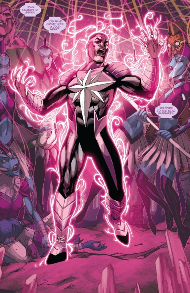 Star Sapphire Corps High Quality Background on Wallpapers Vista