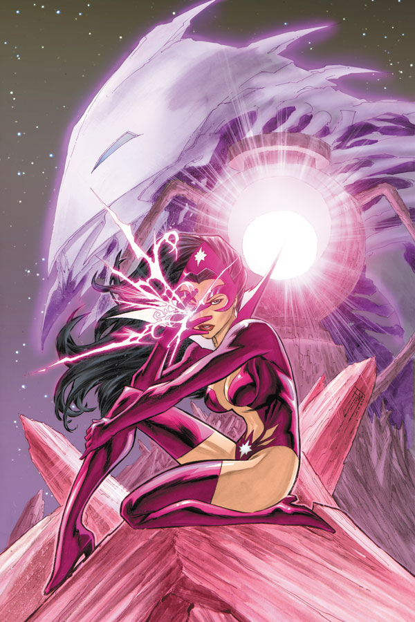HD Quality Wallpaper | Collection: Comics, 600x900 Star Sapphire Corps
