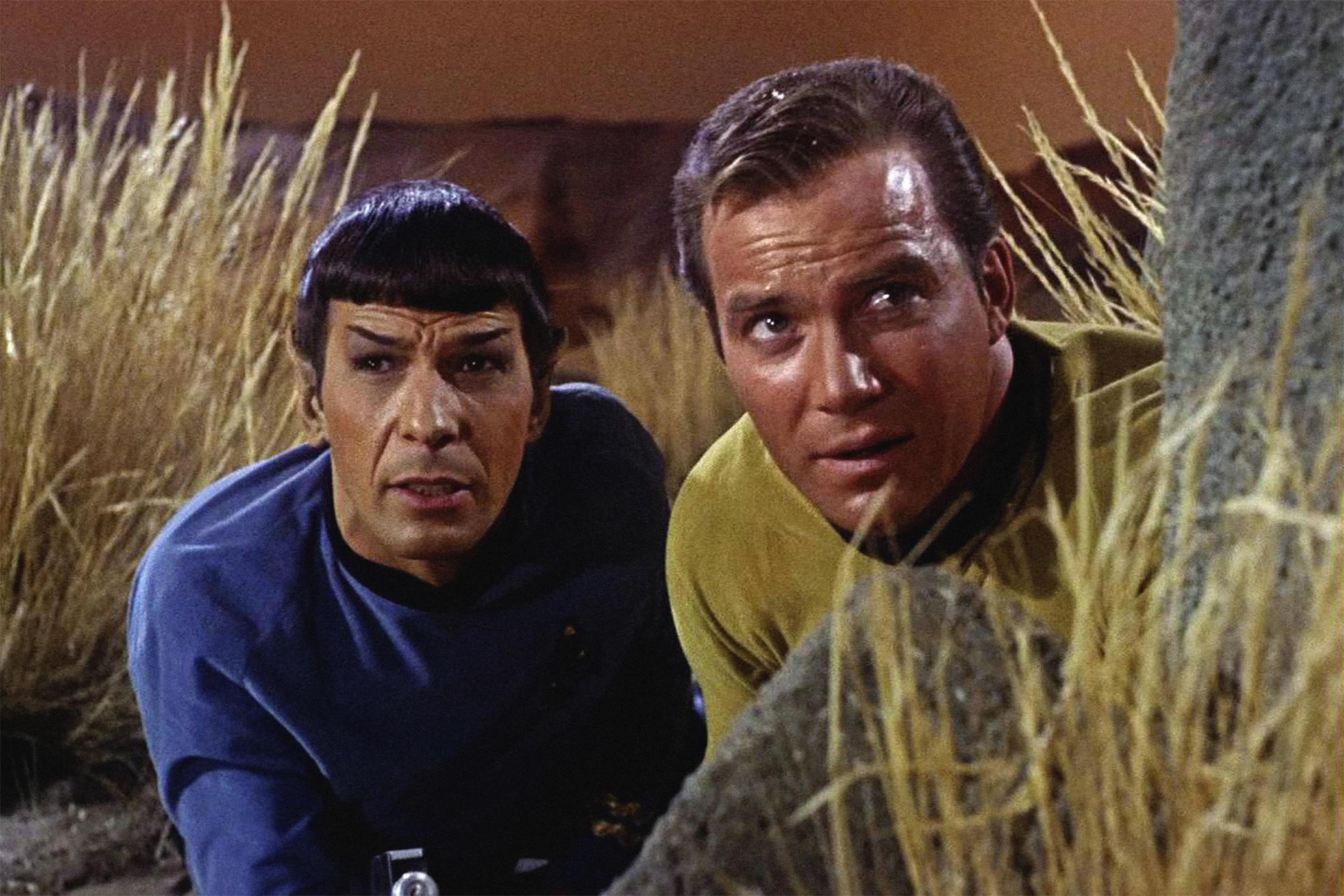 Nice Images Collection: Star Trek Desktop Wallpapers
