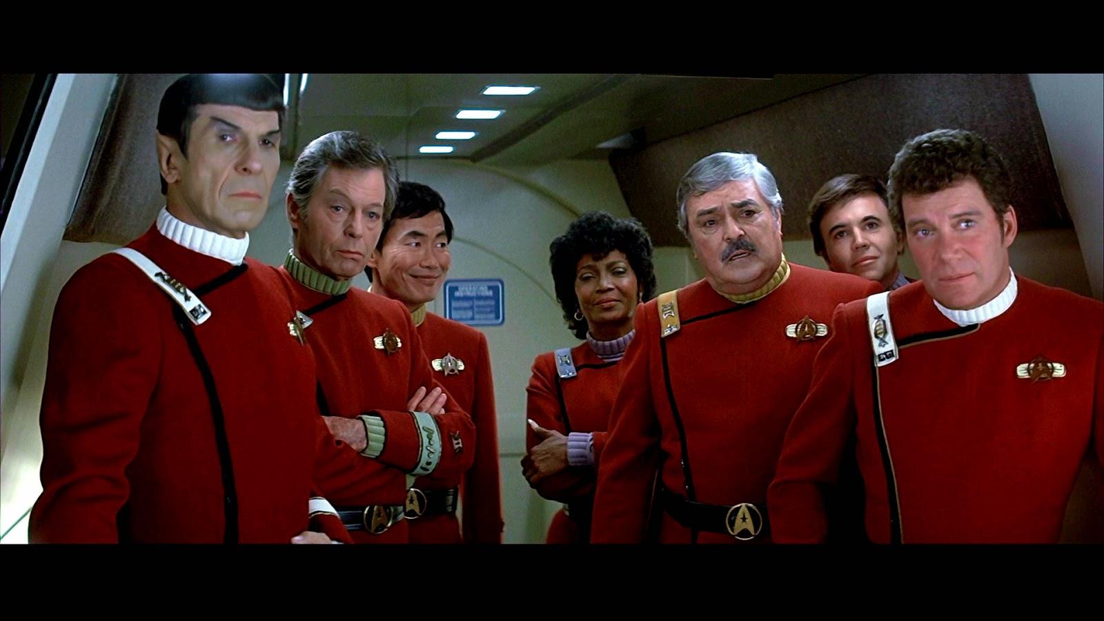 High Resolution Wallpaper | Star Trek II: The Wrath Of Khan 1600x900 px