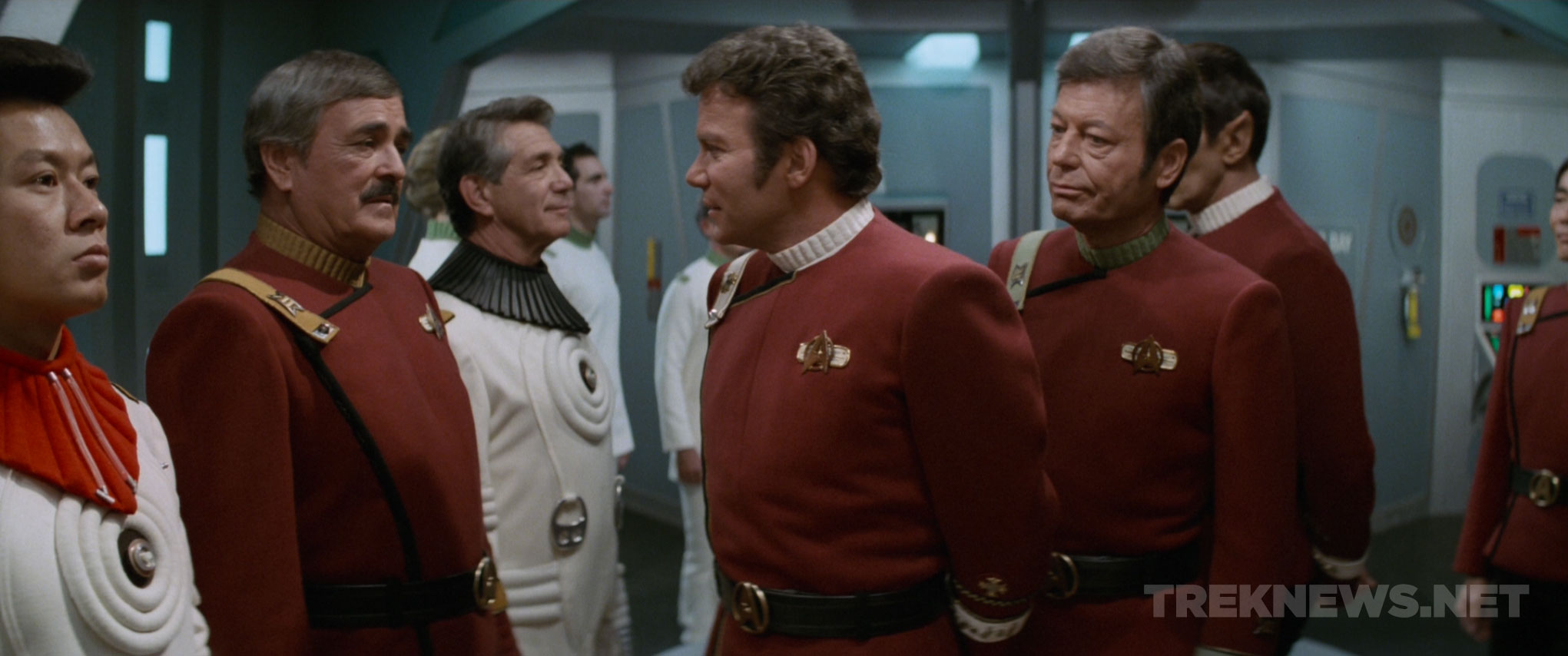 Star Trek II: The Wrath Of Khan Backgrounds, Compatible - PC, Mobile, Gadgets| 2041x854 px