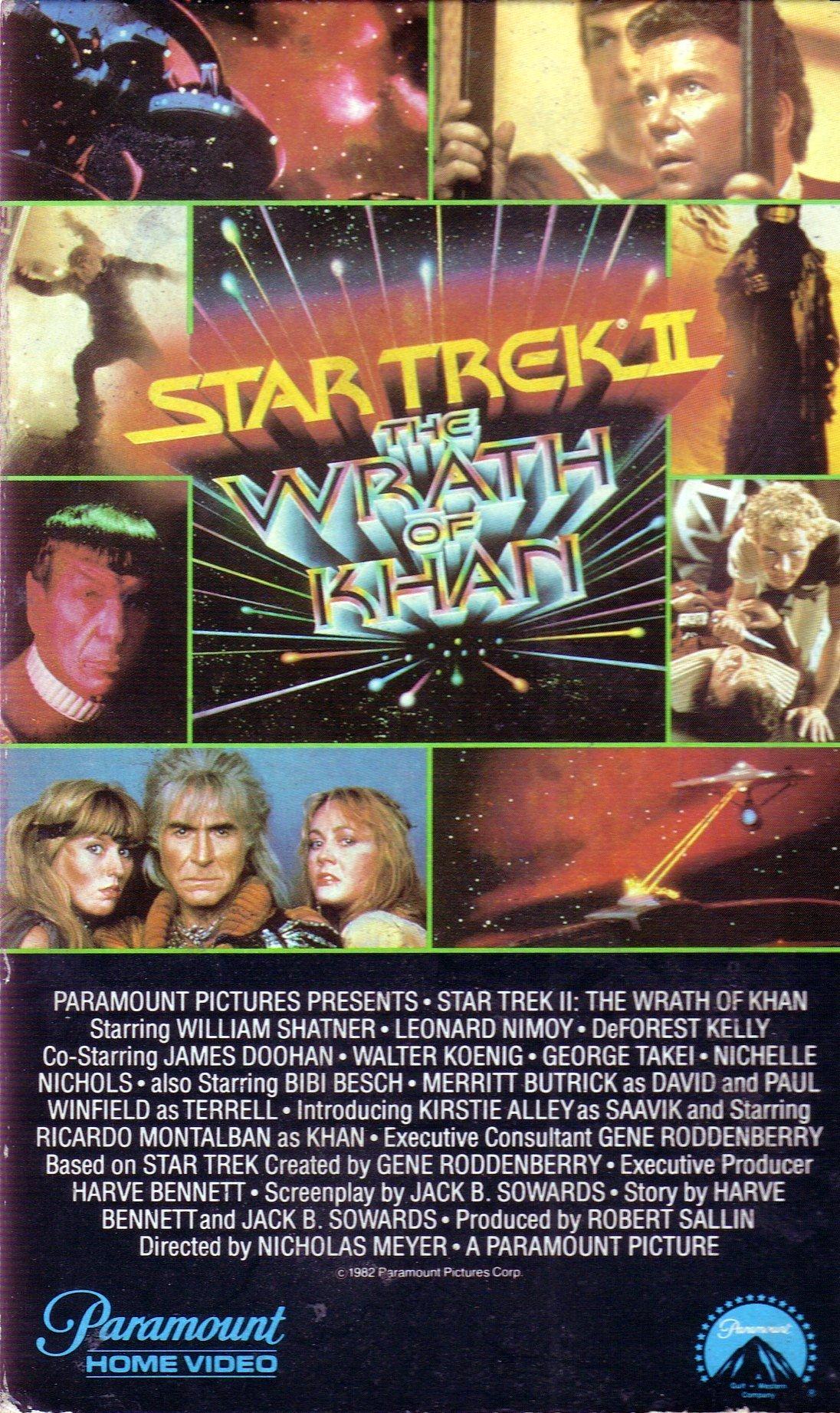 Images of Star Trek II: The Wrath Of Khan | 1096x1843