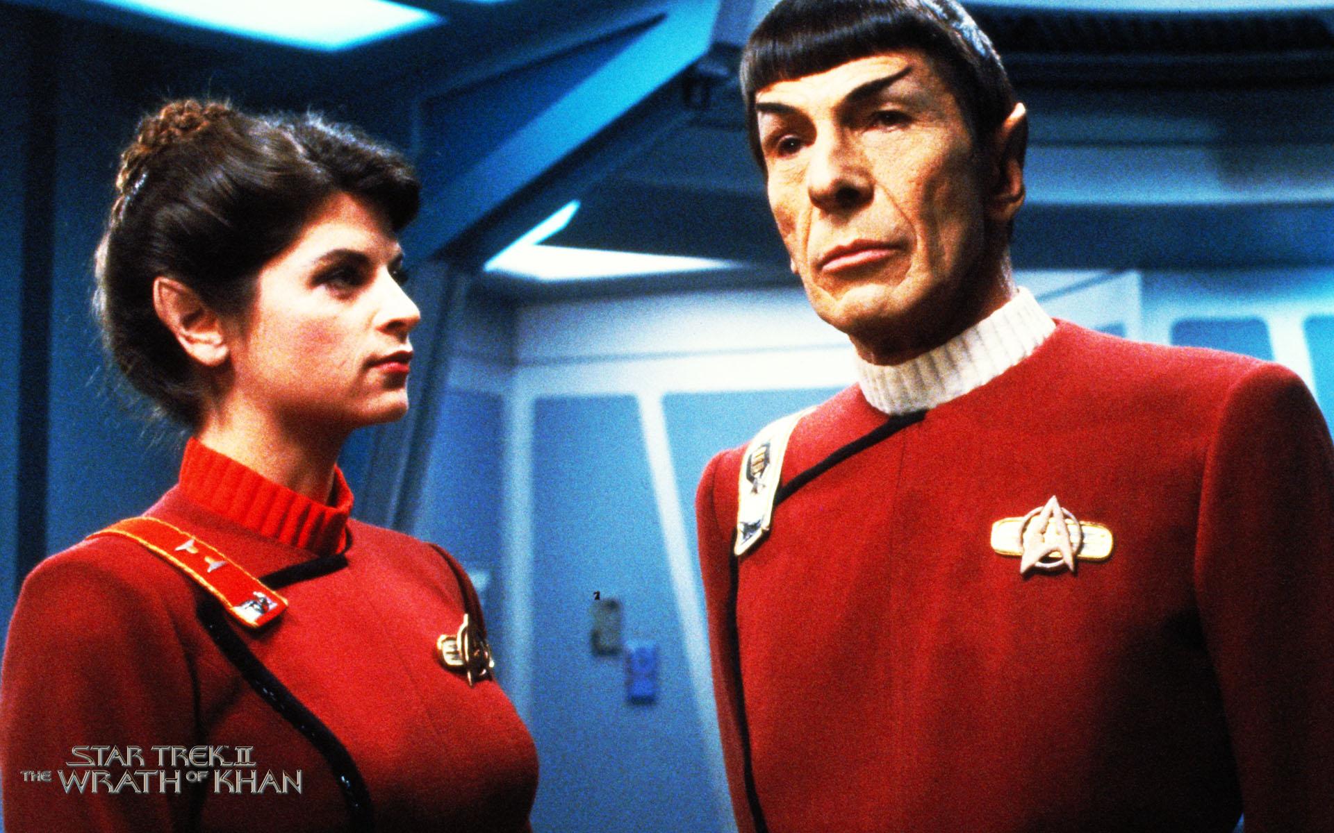 HQ Star Trek II: The Wrath Of Khan Wallpapers | File 443.34Kb