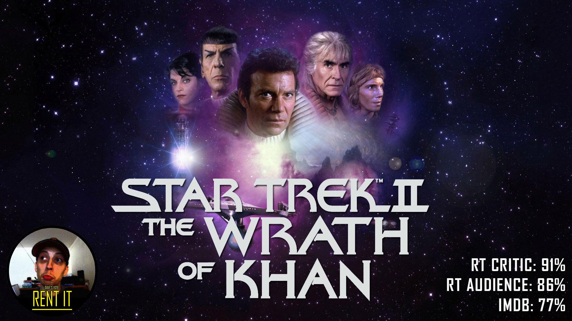 HQ Star Trek II: The Wrath Of Khan Wallpapers | File 323.42Kb