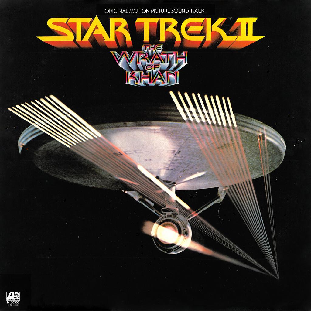 Star Trek II: The Wrath Of Khan Pics, Comics Collection