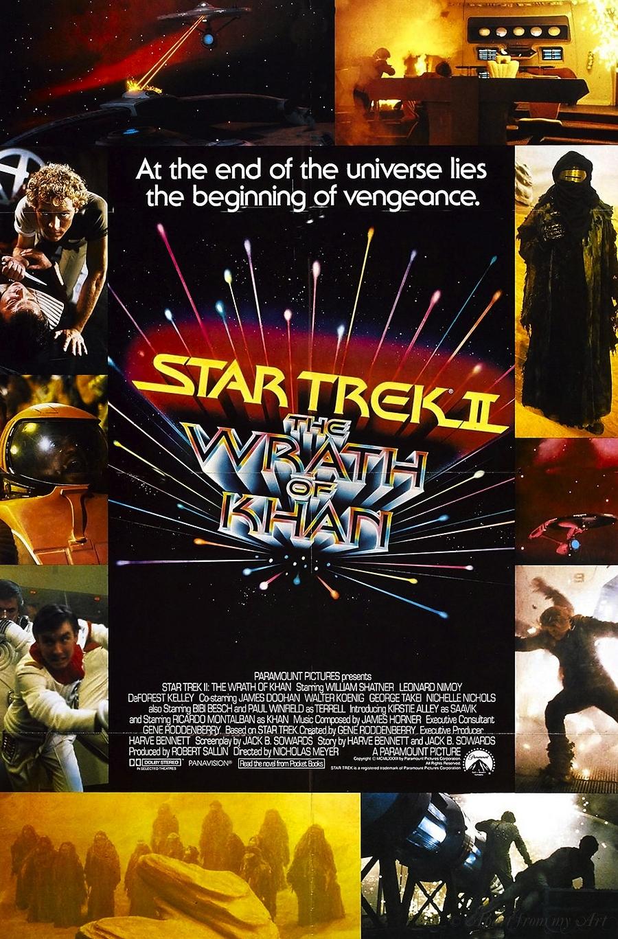 Star Trek II: The Wrath Of Khan Backgrounds on Wallpapers Vista
