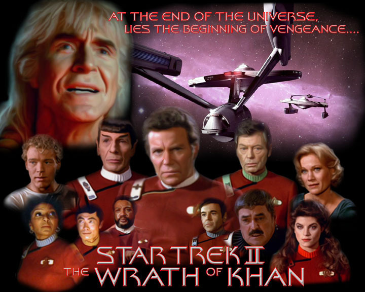 Star Trek II: The Wrath Of Khan Backgrounds, Compatible - PC, Mobile, Gadgets| 720x576 px