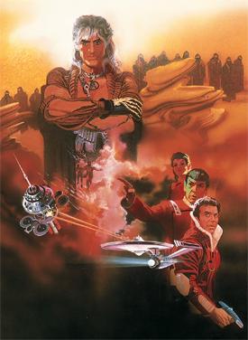 Nice Images Collection: Star Trek II: The Wrath Of Khan Desktop Wallpapers