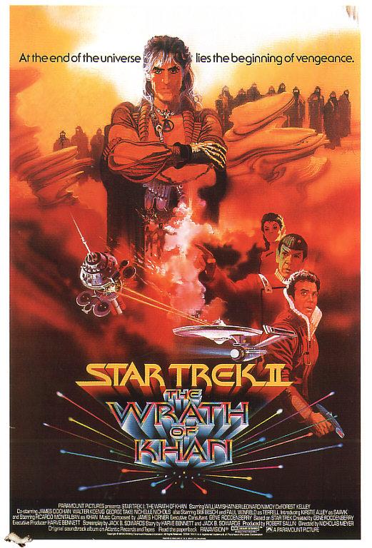 HQ Star Trek II: The Wrath Of Khan Wallpapers | File 155.25Kb