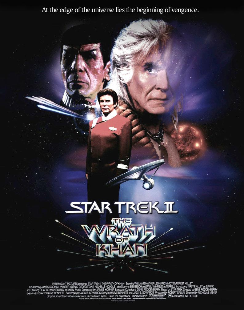 Star Trek II: The Wrath Of Khan High Quality Background on Wallpapers Vista