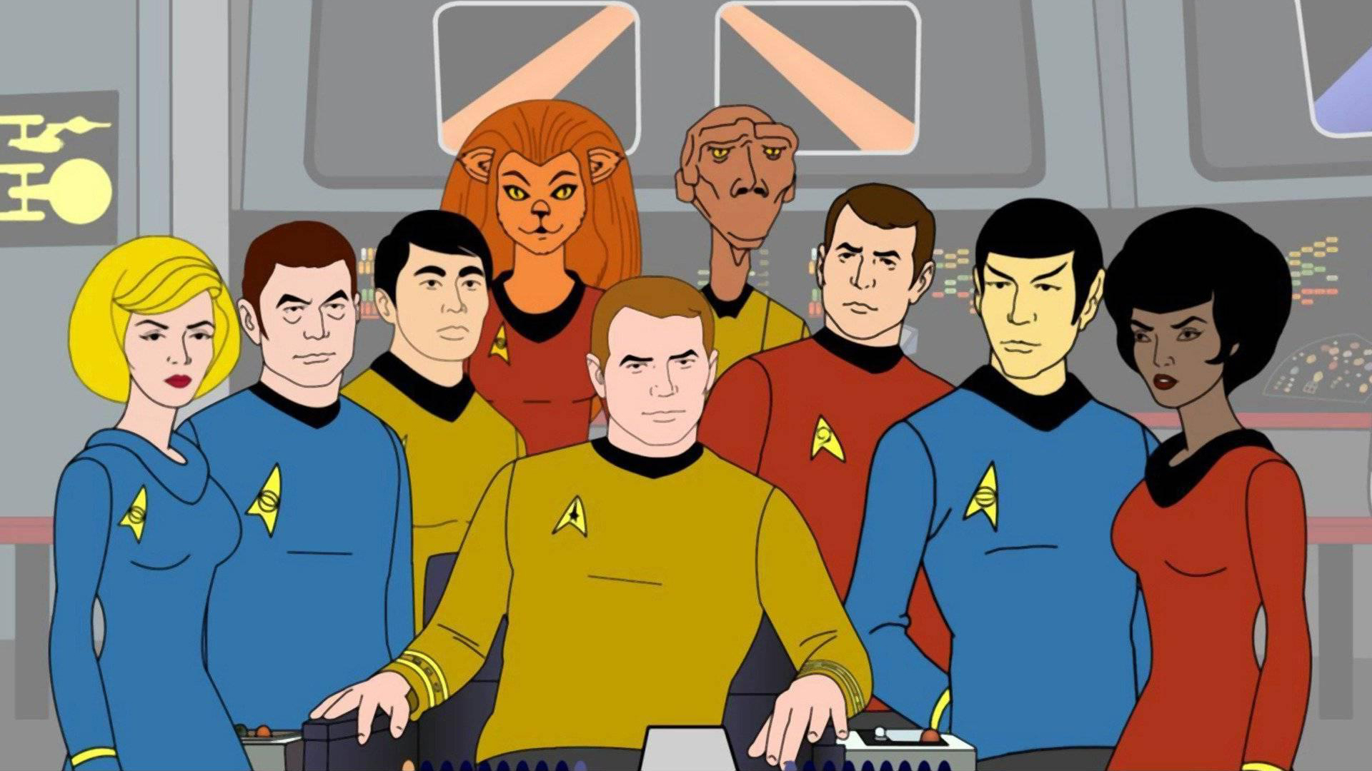 Star Trek: The Animated Series High Quality Background on Wallpapers Vista