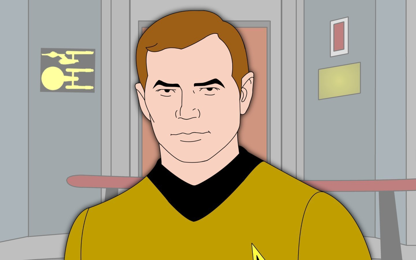 1440x900 > Star Trek: The Animated Series Wallpapers