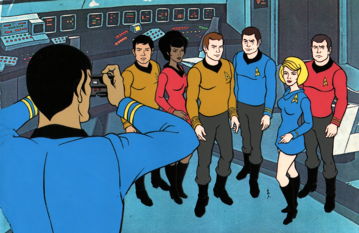 Nice wallpapers Star Trek: The Animated Series 1233x800px