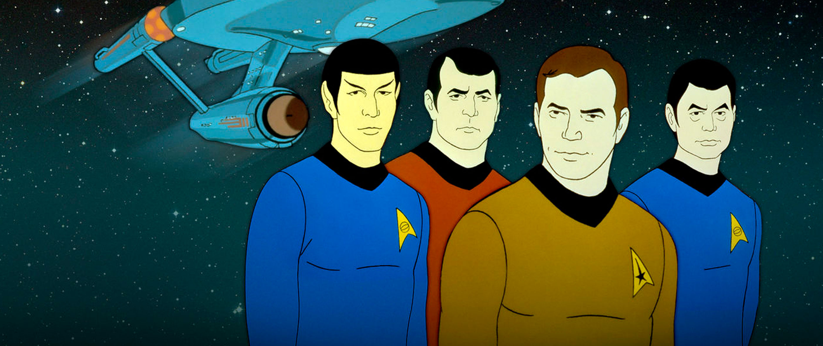 Nice wallpapers Star Trek: The Animated Series 2800x1178px