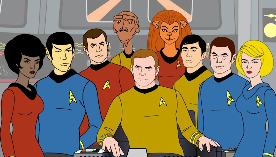 Images of Star Trek: The Animated Series | 880x500