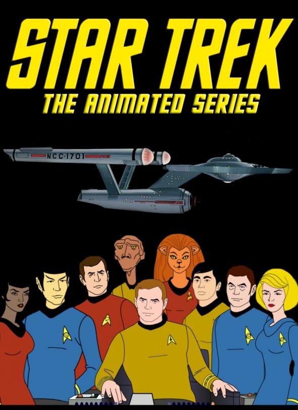 Star Trek: The Animated Series Pics, Cartoon Collection