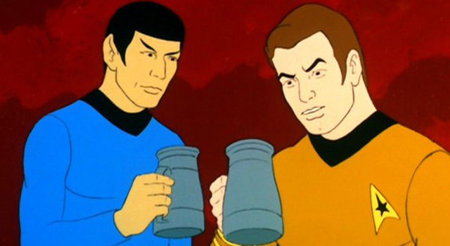 Star Trek: The Animated Series Backgrounds, Compatible - PC, Mobile, Gadgets| 640x350 px