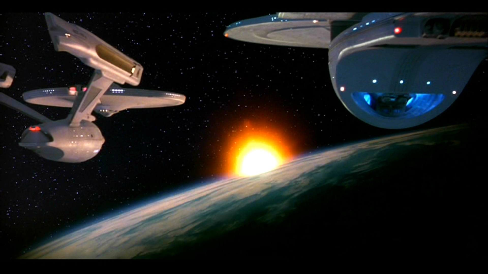 Star Trek VI : The Undiscovered Country High Quality Background on Wallpapers Vista