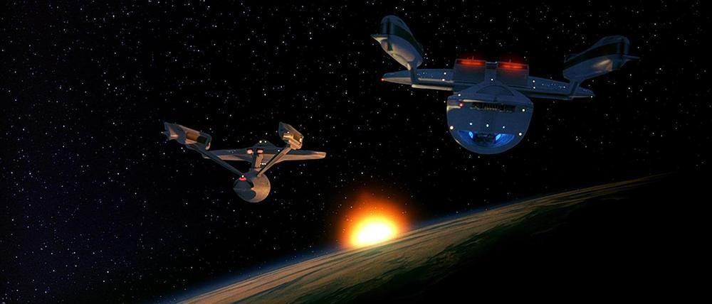 High Resolution Wallpaper | Star Trek VI : The Undiscovered Country 1000x428 px