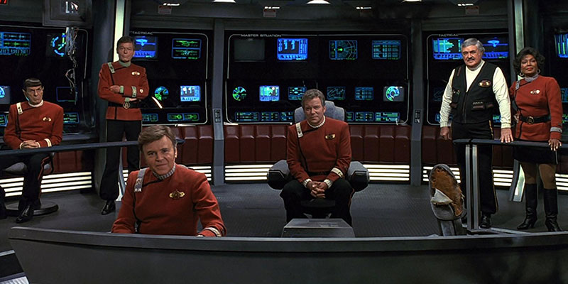 Star Trek VI : The Undiscovered Country Pics, Comics Collection