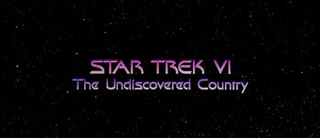 High Resolution Wallpaper | Star Trek VI : The Undiscovered Country 350x151 px