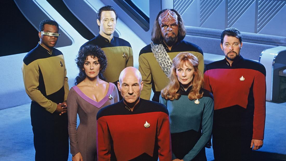 Star Trek Backgrounds, Compatible - PC, Mobile, Gadgets| 1100x620 px
