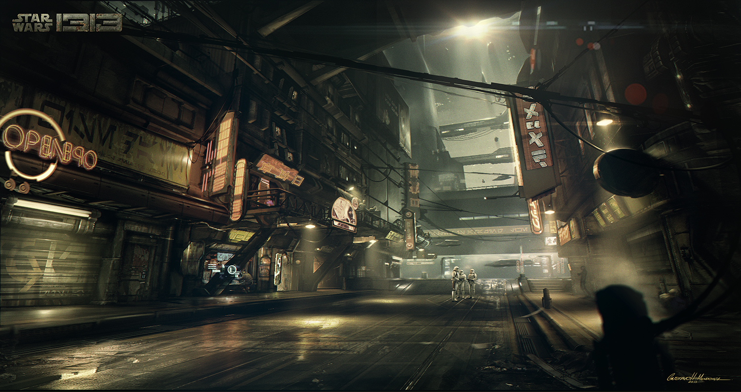 Star Wars 1313 Wallpapers Video Game Hq Star Wars 1313 Pictures